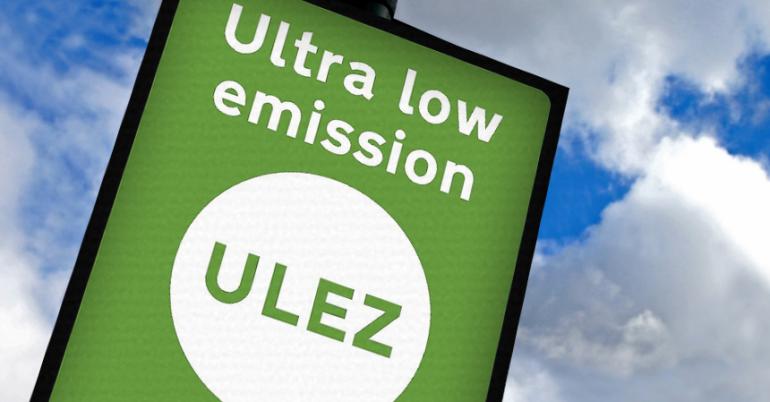Ultra Low Emission Zone ( ULEZ )